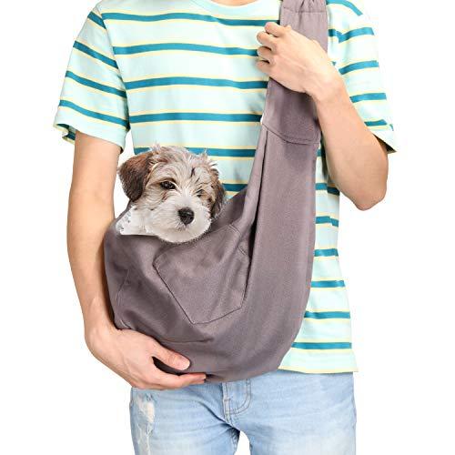 """Ownpets 2018 Newes Upgrade Hundetransporttasche Hundetragetuch für Haustier Hund Katze Bequem, Wendbar, Verstellbar, für Kleine & Mittelgroße Haustiere, Perfekt für Outdoor-Aktivitäten - """"EINWEG"""""""