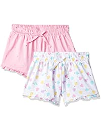 Mothercare Girl's Shorts (Pack of 2)