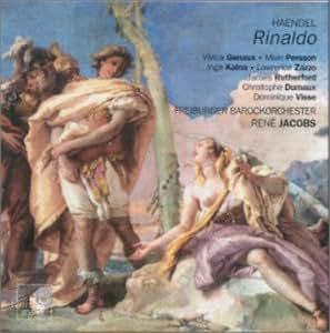 Händel - Rinaldo / Genaux, Persson, Kalna, Zazzo, Rutherford, Dumaux, Visse, Freiburger Barockorchester, Jacobs