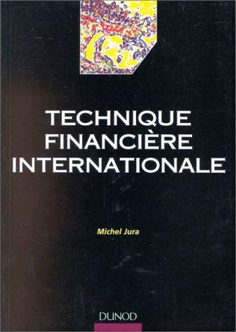 Technique financière internationale