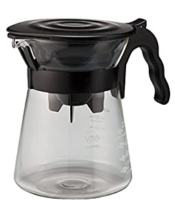 Hario V60 Glass Hario Drip in Pour-Over Coffee
