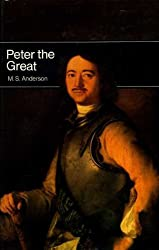 Peter the Great (Men in office) by M.S. Smith (1978-07-17)