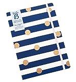 Notizbuch für Vielbeschäftigte - A5 Streifen