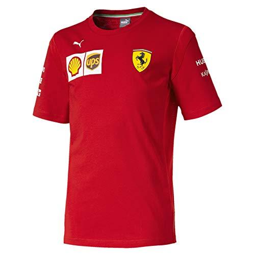 Team T-Shirt Rosso Corsa 140 ()