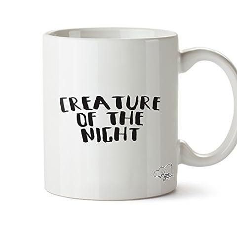 Rocky Horror Outfits - Hippowarehouse Créature de la nuit 283,5gram Mug