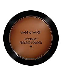 WET N WILD Photo Focus Pressed Powder - Cocoa