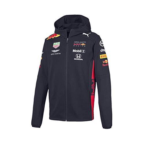 3534793154 Aston Martin Red Bull Racing F1™ Mens Hooded Sweat Jacket 2019 XXL