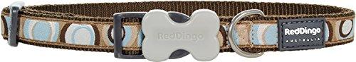 Red Dingo Designer Hundehalsband -