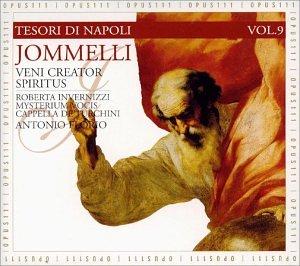 Jommelli : Veni Creator Spiritus