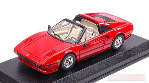 NEW Best Model BT9706 Ferrari 308 GTS First Serie Magnum P.I. 1:43 DIE CAST Model