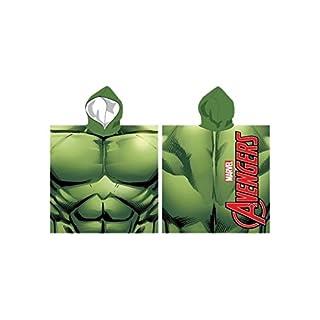 Poncho towel Hulk Avengers Avengers Marvel microfiber