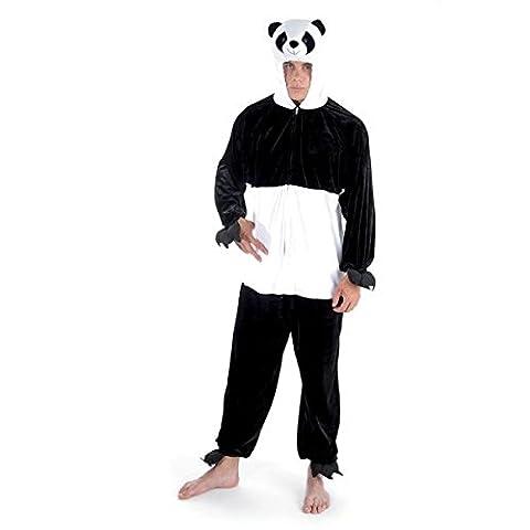 Déguisement PELUCHE Panda 180cm, adulte