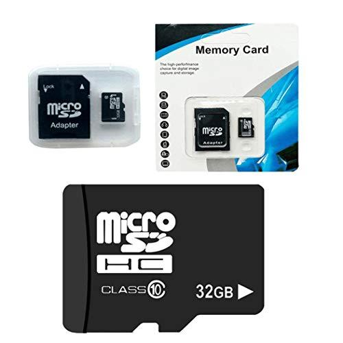 Tarjeta Micro SD 32G.