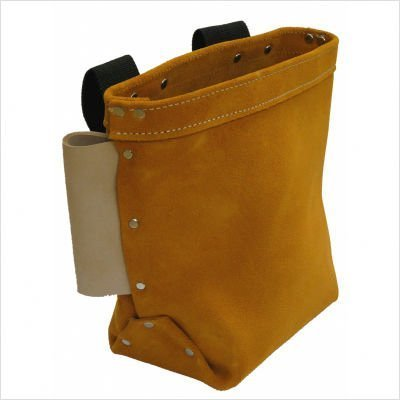 Style N Craft 91-515 Heavy Duty Bolt Bag by Style N Craft Leathers (Tool Bag Duty Leather Heavy)
