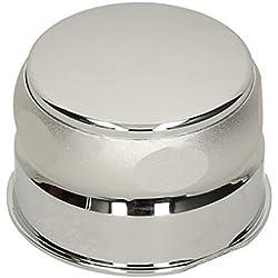 Spares2go Fonction contrôle Timer Bouton de Cadran pour LG machine à laver/machine à laver avec sèche linge (Silver)