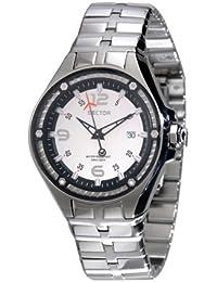 Sector - R3253412015 - Montre Homme - Dateur - Analogique - Bracelet acier
