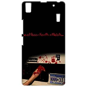 a AND b Designer Printed Mobile Back Cover / Back Case For Lenovo K3 Note / Lenovo A7000 (LEN_K3_Note_3D_378)