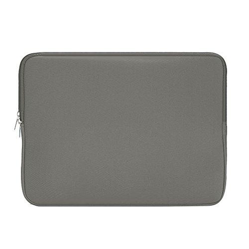 Hanbaili 13-13,5 Zoll-Laptop-Hülse Computer Case Schutz Gepolsterte Tragetasche Abdeckung für 13 Zoll MacBook Pro / Notebook / Ultrabook / Chromebook, Dell HP ThinkPad Lenovo Samsung Toshiba Asus