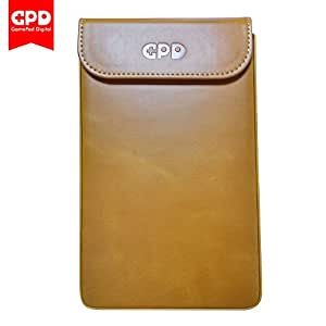 Custodia rigida in pelle per GPD Pocket