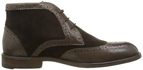 Nobrand Herren Braun Chukka Boots coffee Whiskey 6A6qdnTrv