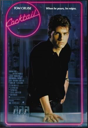 COCKTAIL - TOM CRUISE – Imported Movie Wall Poster Print – 30CM X 43CM
