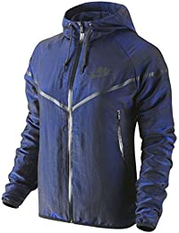detailed pictures 7d4a6 ecb03 Nike Windrunner Donna Tech Giacca In Tessuto