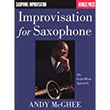 Andy McGhee: Improvisation For Saxophone - The Scale/Mode Approach - Sheet Music