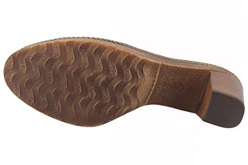 Gabor Femme 55.720.14Camoscio da donna Stivali alla Caviglia Braun