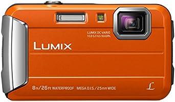 Panasonic Lumix DMC-FT30 Appareils Photo Numériques 16.6 Mpix Zoom Optique 4 x
