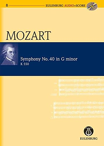 sinfonie-nr-40-g-moll-kv-550-orchester-studienpartitur-cd-for-orchestra-eulenburg-audio-score-series