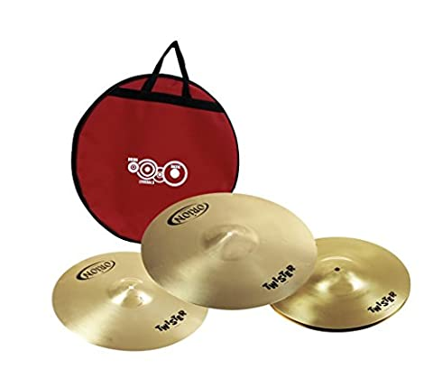 Orion Cymbals Twister Series Kit de Cymbale Hi-Hat 14