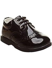 Zapatos negros Maximo infantiles DpyJjL0o