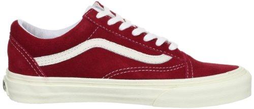 Vans Old Skool VKW65IO, Sneaker unisex adulto Rosso