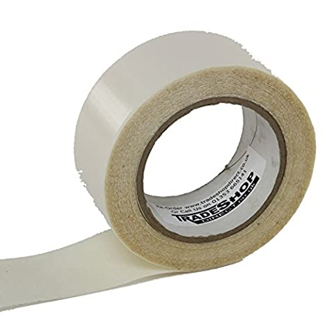 19mm Wide Vinyl Flooring Tape (Double Sided) 25m Roll