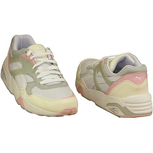 Puma R698 Trinomic Wn 358068-01 Damen Schuhe Rosa