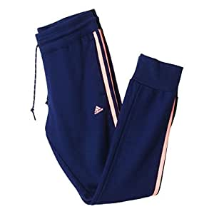 Adidas pantalon de sport essentials 3–bandes M/S  - Multicolore