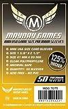 Maydaygames - 50 Protège Cartes Premium Mini USA 41x63mm (7075)