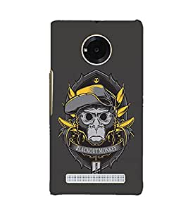Ebby Premium Printed Mobile Back Case Cover With Full protection For Yu Yunique (Designer Case)