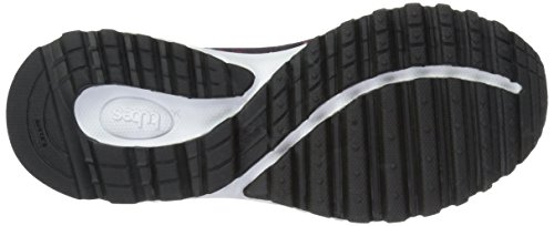 K-Swiss X-180 EM CMF Textile Tennisschuh Black/Neon Pink/Silver
