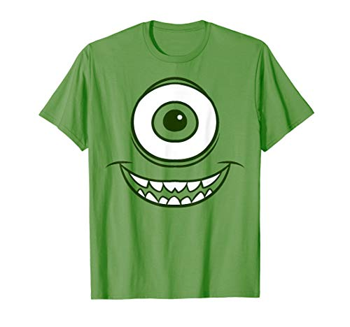 Disney Monsters Inc. Mike Wazowski Eye Graphic T-Shirt
