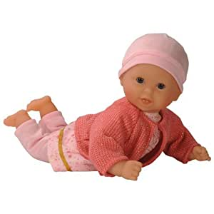 Bebe Calin Pink Star by Corolle TOY (English Manual)