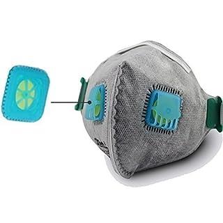JOYOOO Activated carbon efficient exhalation valve N95 respirator masks industrial dust haze PM2.5 package