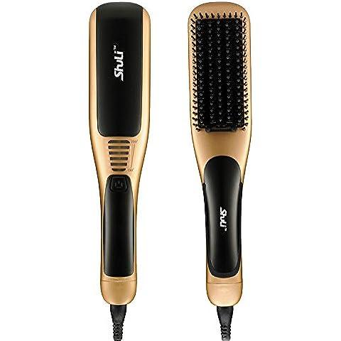 spazzola di stirare i capelli, pupa bellezza ceramica riscaldatore PTC
