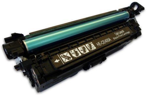 Bubprint Toner kompatibel für HP CE400X HP 507X für LaserJet Enterprise 500 color M551DN M551N M575 M577DNM Pro 500 color MFP M570DN M570DW Schwarz - M551n-drucker Hp Color Laserjet