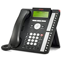 Avaya IP Phone, Black, 1616