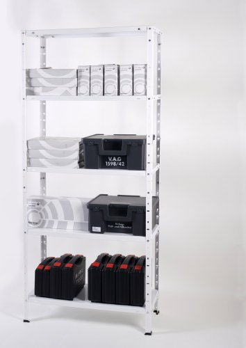 Ar Storage - Estanteria Metal Con Torn...