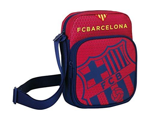 Safta 048413 F.C. Barcelona Bolso Bandolera