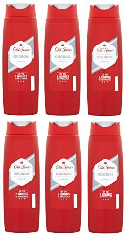 Old Spice ORIGINAL Shower Gel Mens Body Wash 250ml by Old Spice Olds Spice Body Wash
