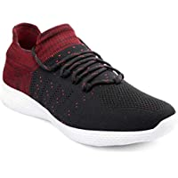 T-Rock Socks Light Weight Sports Running Shoes for Men and Boys