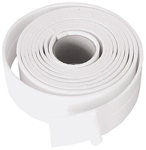 E Wanne E Und (Wannen-Schallschutzband | Für Stahl- und Acrylwannen geeignet | Selbstklebend | 3,30 m)